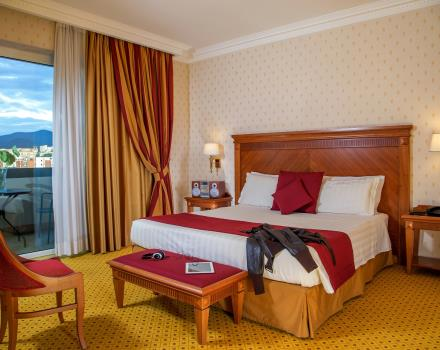 Best Western Hotel Viterbo offers spacious and comfortable rooms