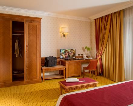 Welcome and comfort at the 4-Star BW Hotel Viterbo